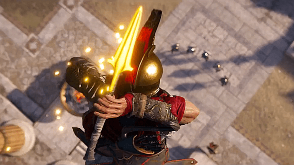 Assassin S Creed Odyssey S New Leap Of Faith Lets You Jump Anywhere Without Dying Pcgamesn