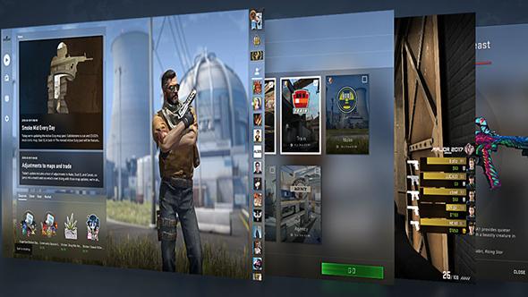 Lol Girl Wallpaper Cs Go S Panorama Ui Is The Game S Biggest Visual Update