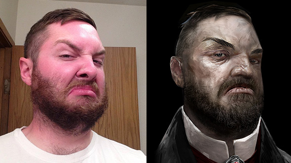 this artist s dishonored
