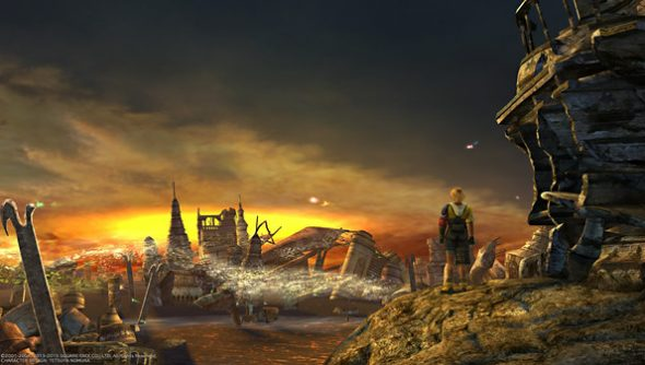 Final Fantasy X PC Graphics Options Revealed The Remaster Will Be Locked At 30fps PCGamesN