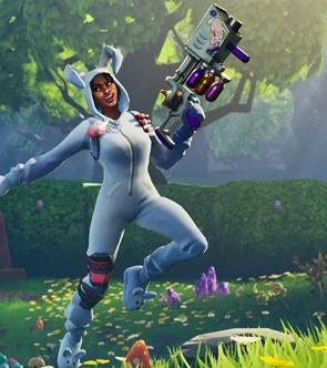 fortnite skins bunny brawler