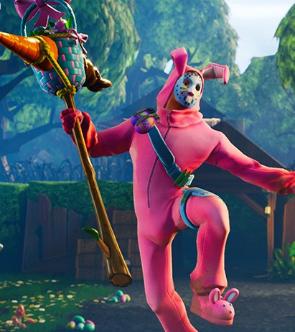 fortnite skins rabbit raider