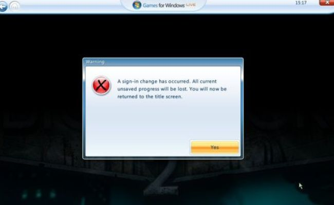 Games For Windows Live Stuck On Please Wait - Cute766