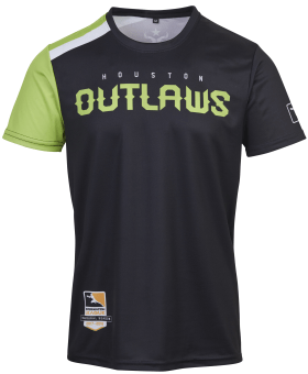 Houston Outlaws Overwatch Leagues Optic Backed US