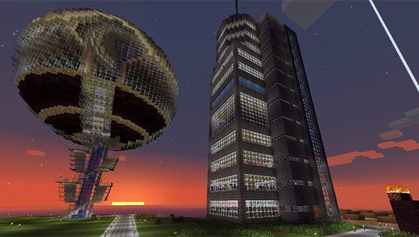 Ten Minecraft Top Realms Multiplayer