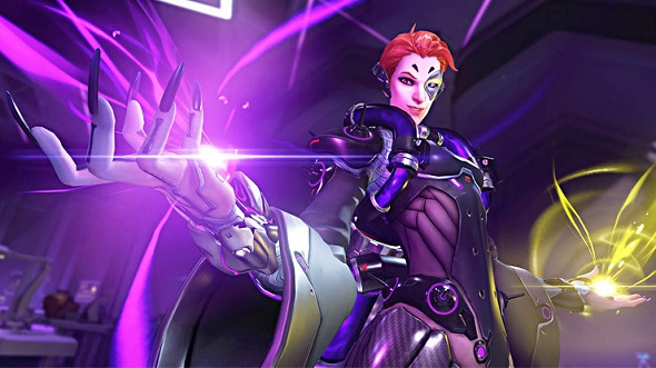 Mercy Is Still A Viable Choice In Overwatch Even After Her Latest Nerfs PCGamesN