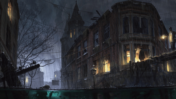 Making it in Unreal how Frogwares built The Sinking City