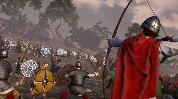Shogun 2 Fall Of The Samurai Wallpaper Total War Thrones Of Britannia Norman Knights Are In
