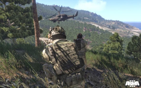 Arma 3 PC Game Full Version Free Download Single Link | PC