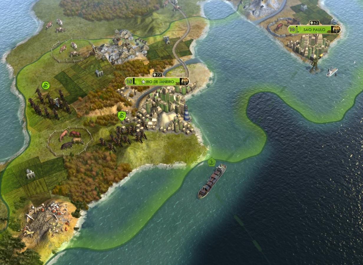 Civilization 5 Brave New World PC Game Free Download 6 1GB