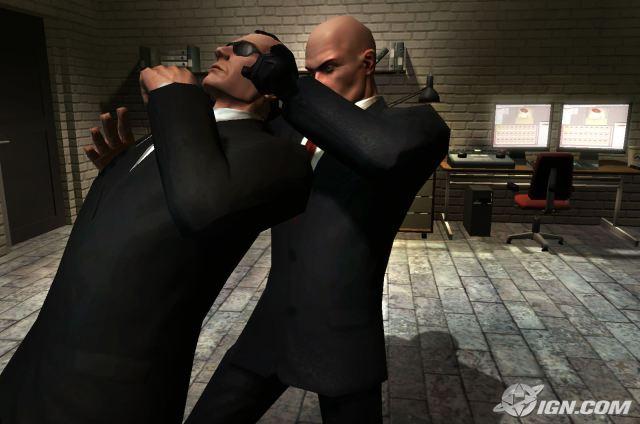 Hitman 4 Blood Money Compressed PC Game Free Download 280MB