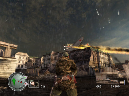 Sniper Elite Gameplay