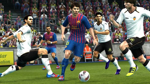 Pro Evolution Soccer 2013 PC Game Free Download 2.8GB
