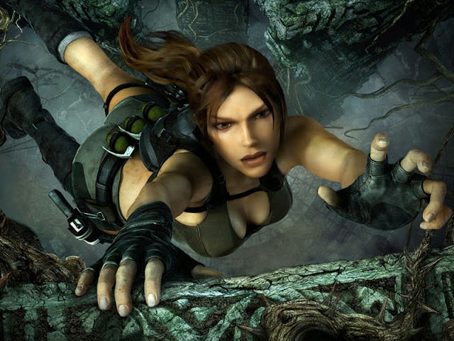 Tomb Raider Underworld Full Version Rip PC Game Free Download 2.7GB