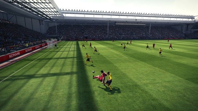 Pro Evolution Soccer 2010 PC Game Free Download 3.8GB