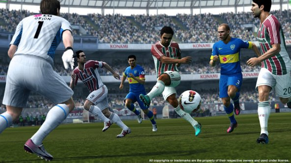 Pes 2013 download free full game | Pro Evolution Soccer (PES
