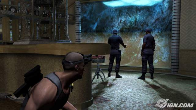Splinter Cell Double Agent Rip PC Game Free Download 2.8GB
