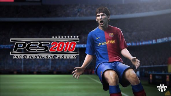 Pro Evolution Soccer 2010 PC Game Free Download 3 8GB   PC