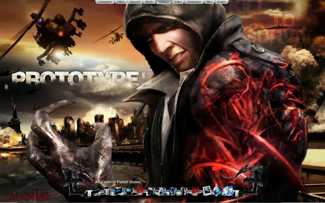 Prototype 1 Rip PC Game Free Download 1.8 GB