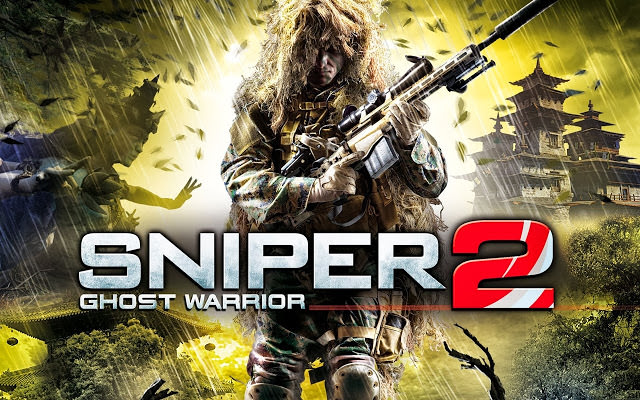 Sniper Ghost Warrior 2 Ripped PC Game Download 4.4GB