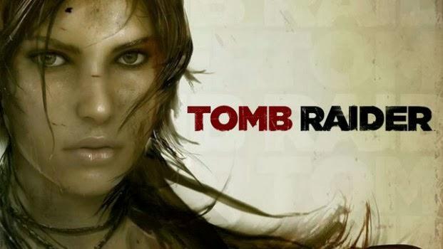 Tomb Raider Game 2013