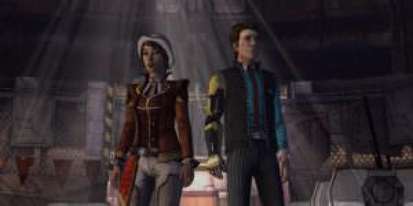 Tales From Borderlands (1)