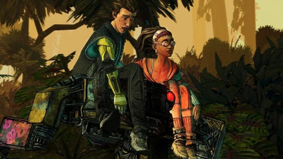 Tales from the Borderlands Episode 3 (2)