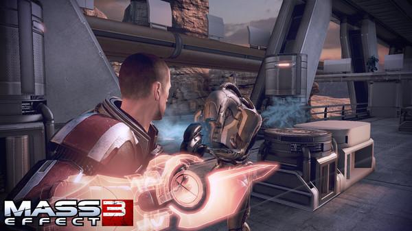 Mass Effect 3 mod