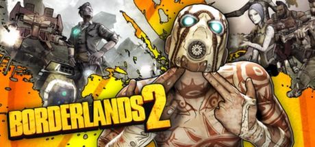 Borderlands 2 Character's