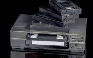 O último gravador VHS será produzido este mês