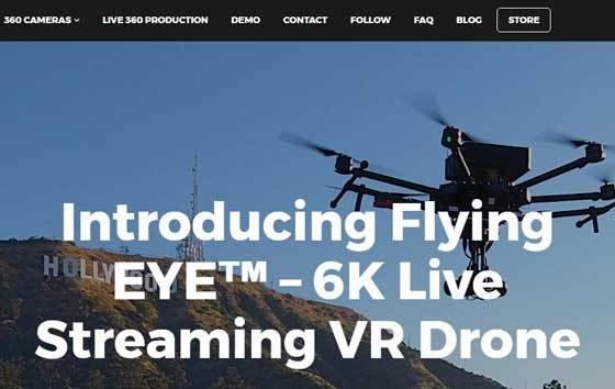 Drone-Flying-Eye