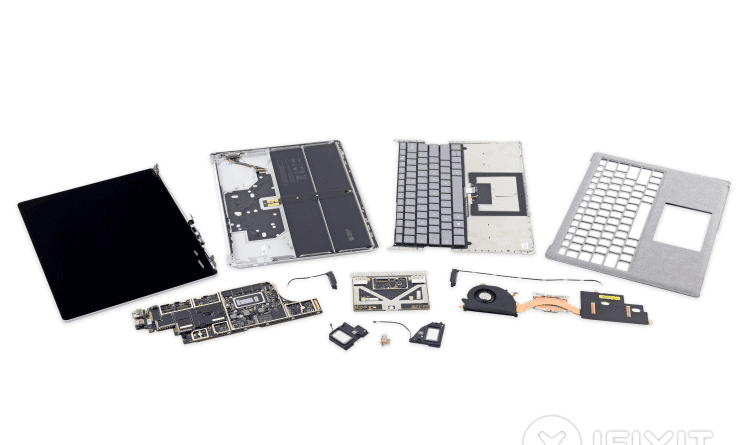 Surface-Laptop-iFixit