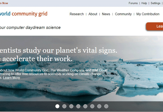 IBM-World-Community-Grid