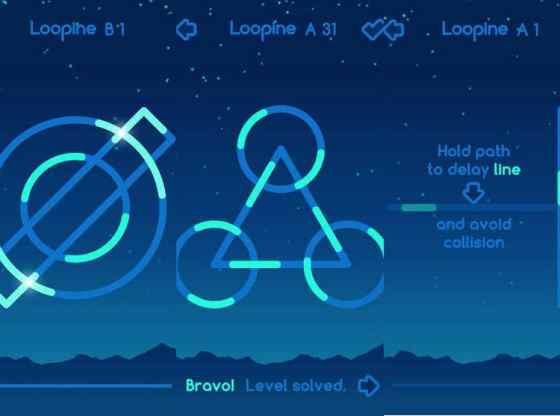 Loopine app