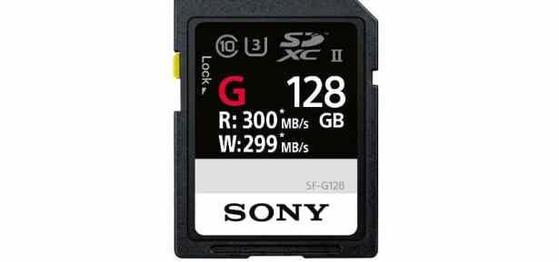 Sony SF-G128
