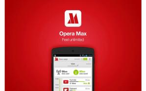 Opera suspende distribuição da Opera Max para Android