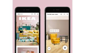 Nova app do IKEA deixa-o ver como ficam os móveis…