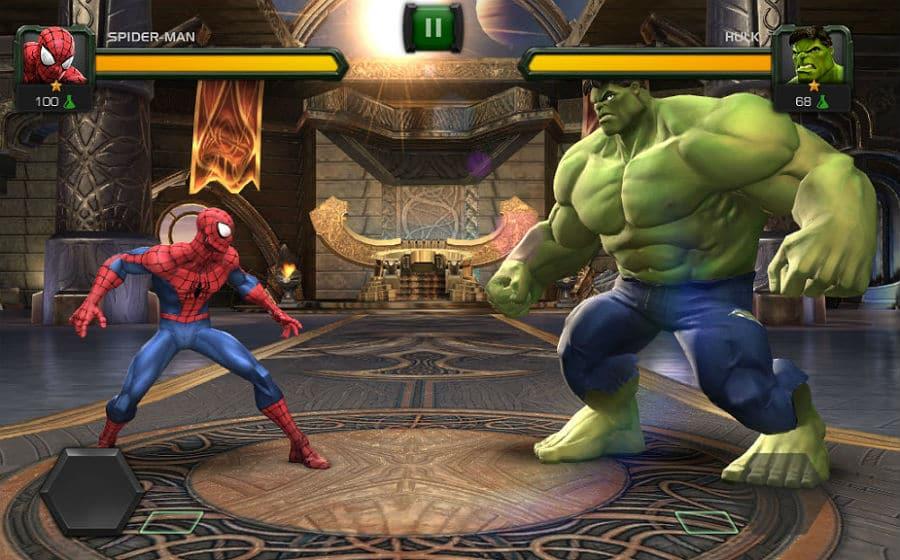 Marvel torneio de campeões app