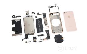 iPhone 8 já foi desmontado pelo iFixit