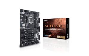 Asus lança em Portugal motherboard para mineração de Bitcoin