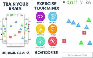 App do Dia – Left vs Right: Treino Cerebral