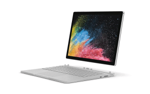 Microsoft dá a conhecer o Surface Book 2
