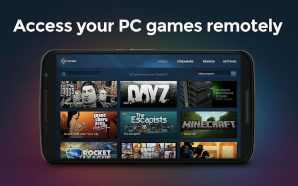 Faça streaming de jogos do PC para o smartphone