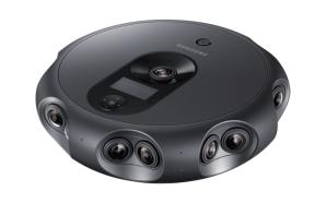 Nova câmara da Samsung consegue gravar vídeo 4K a 360°