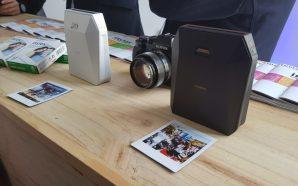 Fujifilm lança impressora para smartphone Instax Share SP-3