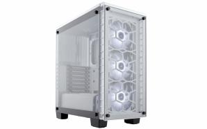 Corsair revela nova versão da caixa Crystal 460X