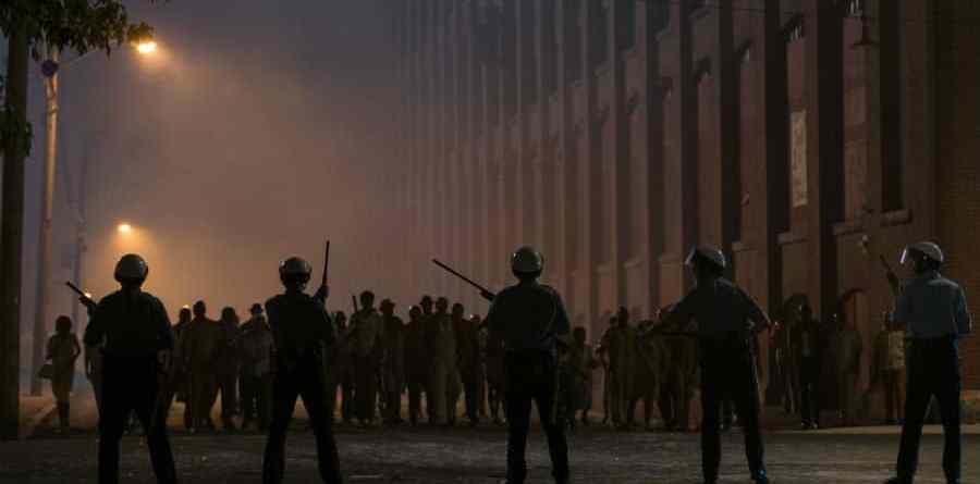 Detroit top 10 dos filmes descarregados