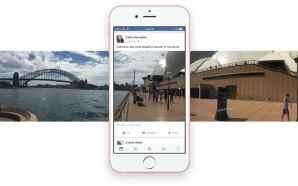 Crie uma foto 360º para o Facebook