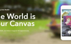 Snap lança a aplicação Lens Studio (Vídeo)