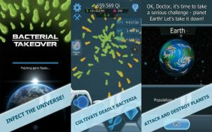 App do Dia – Bacterial Takeover – Idle Clicker